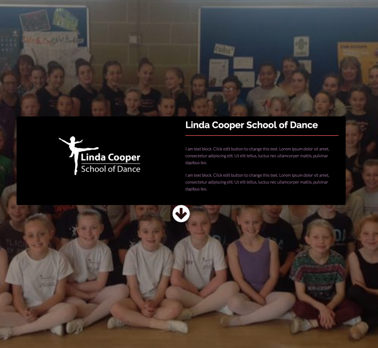 Linda Cooper School of Dance Website